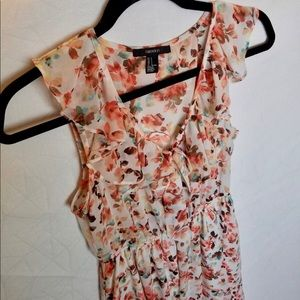 Spring Flutter Top Dress